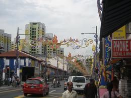 Little India by day., Chelsea B - October 2010