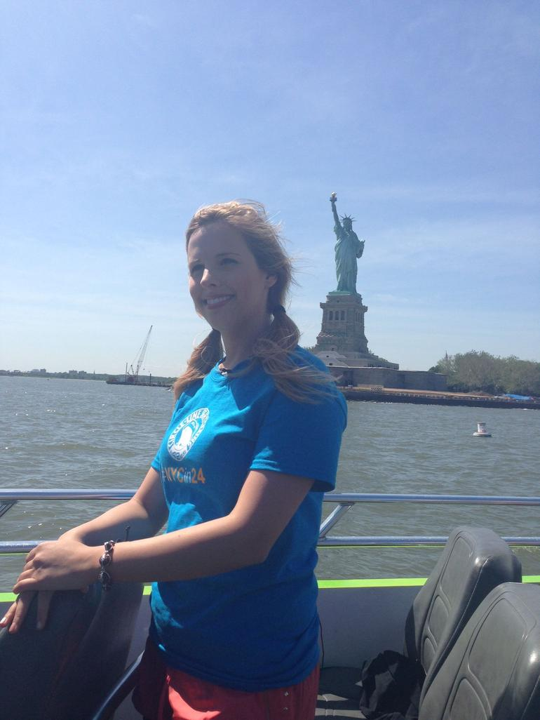 Beast Speedboat Ride - New York City