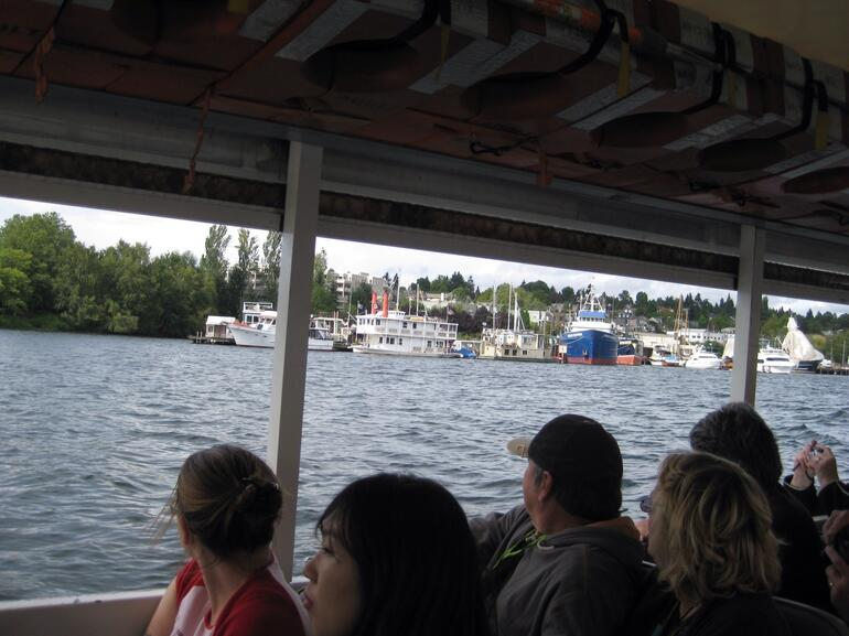 Seattle Duck boat tour - Seattle