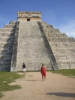 Our visit to Chichen Itza in December 2013 , Elaine H - January 2014