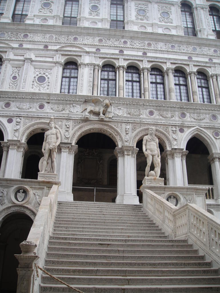 Doges Palace - Venice