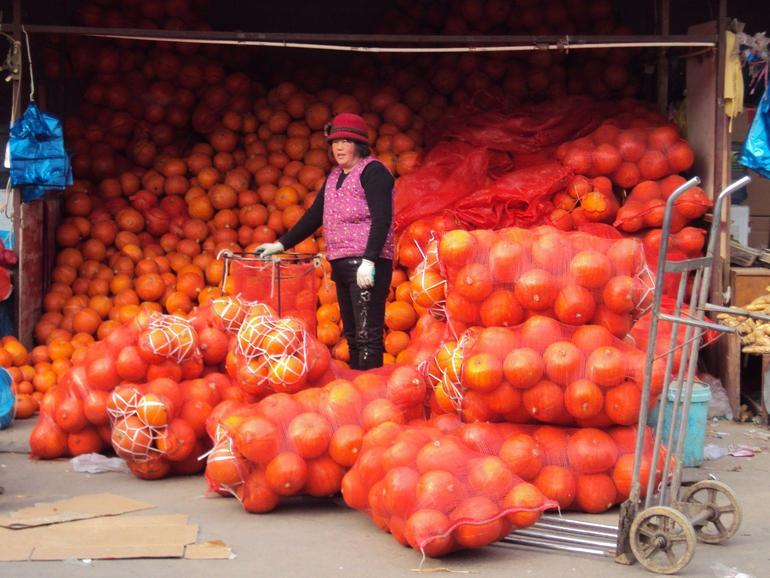 Private 2-Hour Farmers' Market Tour in Shanghai photo 8