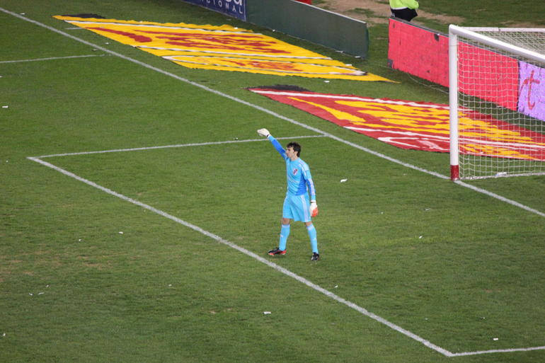 Goalie - Buenos Aires