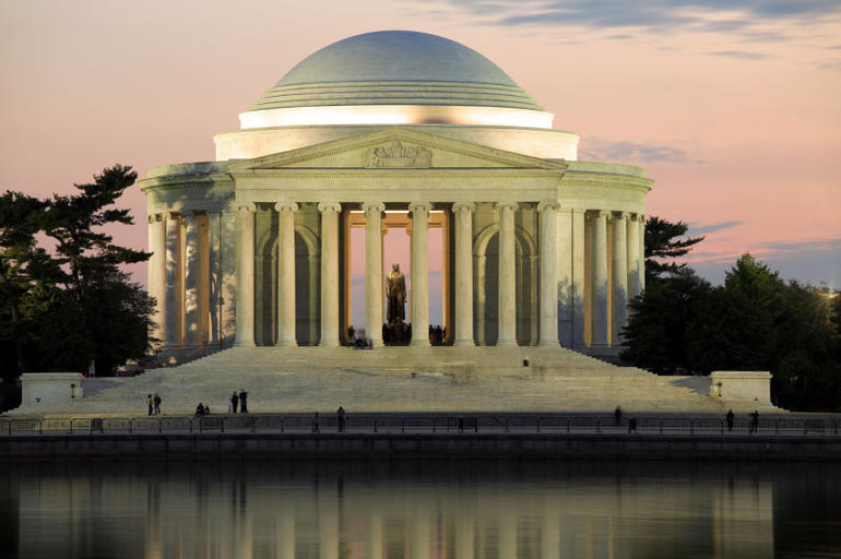 Jefferson Memorial, Washington D.C. - Washington DC
