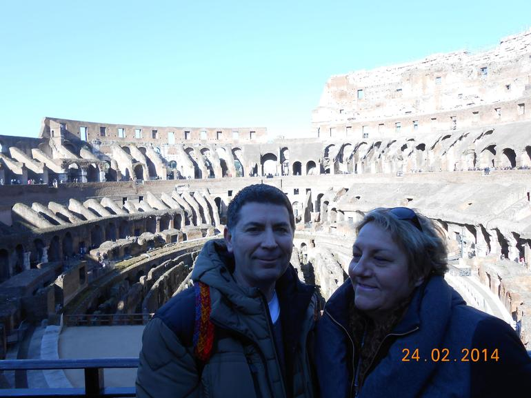 LE COLYSEE - Rome