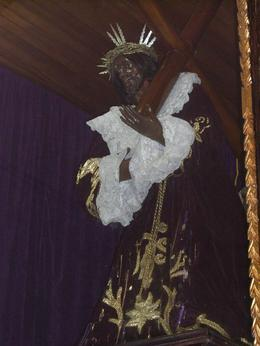 THE BLACK JUSUS, Carlos A - January 2010