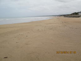 A walk on this beach will stir the emotions. , bobanddenise200 - November 2014