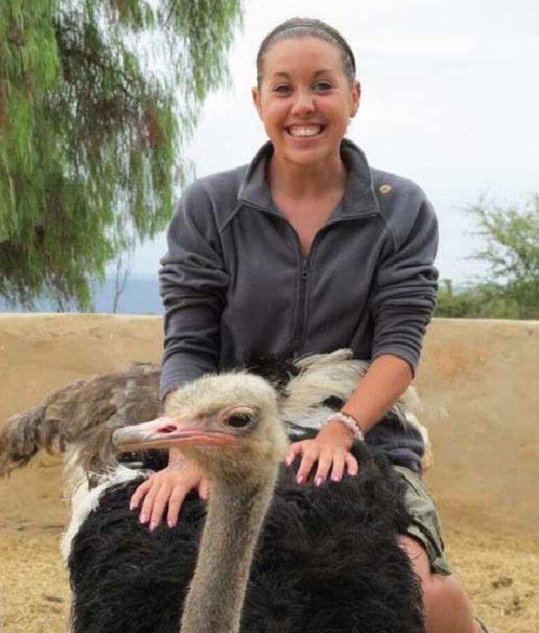 Ostrich Farm Tour Riding - Cape Town