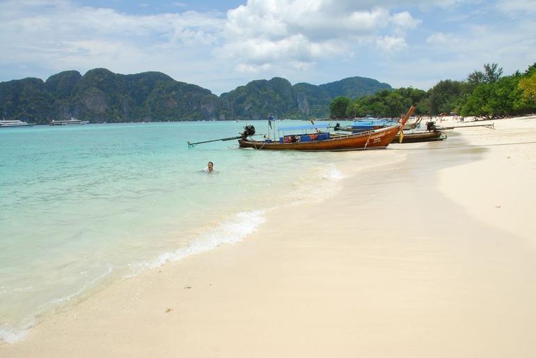 Phuket to Phi Phi Ferry - Phuket
