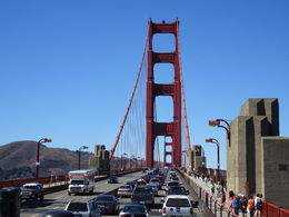 Driving over the San Francisco !! it was awesome!!! , Cindy-Lee - November 2015