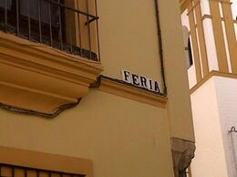 Feria Street , Seville Expert: Marta - July 2011