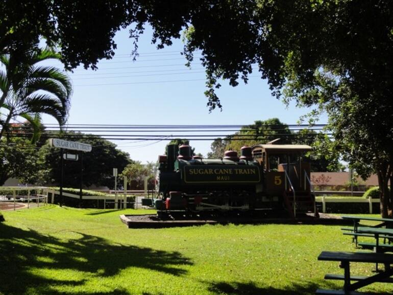 Sugar Cane Train in Maui - Maui