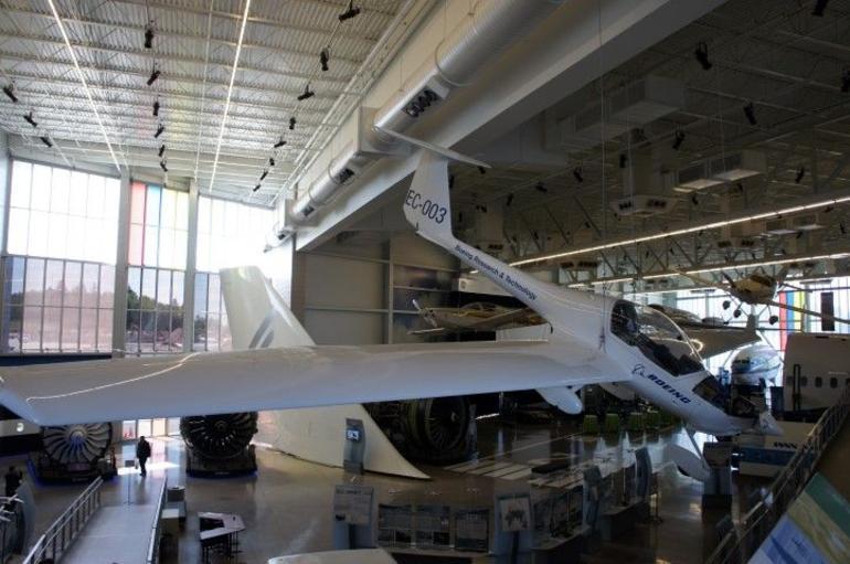 The Future of Flight Aviation Center - Seattle