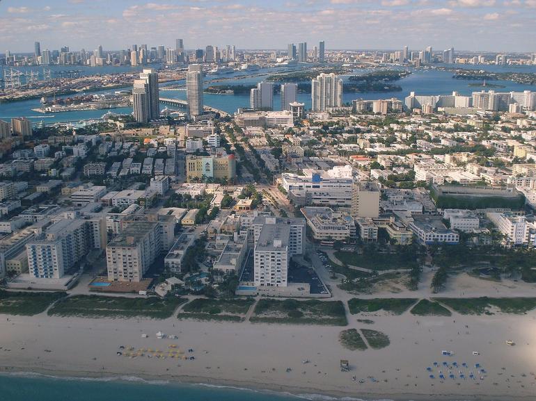 The Grand Miami Air Tour - Miami