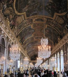 Hall of Mirrors- picture can't do it justice!! , Nancy B - October 2012