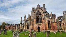 Melrose Abbey , manic_swens - October 2016