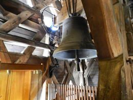 The legendary Bell of Notre Dame. , La'Chelle - March 2017