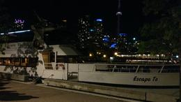 Harbourfront Toronto , Private Yacht- ESCAPE TO. - April 2017