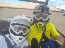 Just before leaving for the ride! , phoenix304 - September 2015