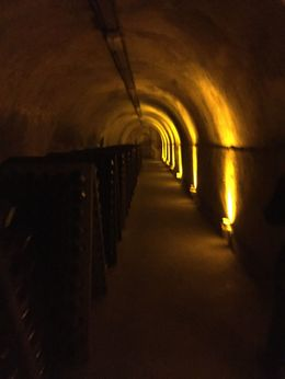 The cellar was amazing and, if I recall, consists of 12 miles of tunnels. , thomas r - June 2015