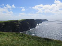 The major stop on the tour - Cliffs of Moher , JB - September 2016