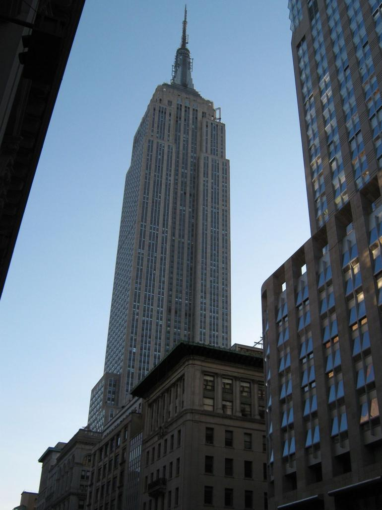 empier state building - New York City