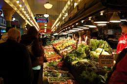 Pike Place Market - The best and freshest produce ever, indieandiejones - September 2010