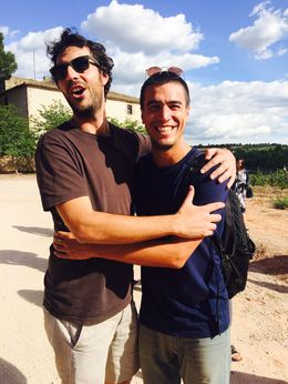 Lorenzo on the left was our guide, he was very good throughout the day. , Michael G - September 2015