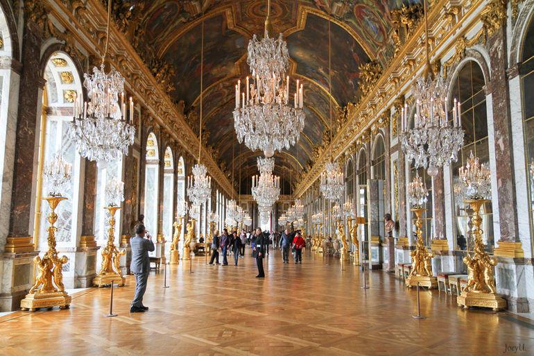 Hall of Mirrors - Paris