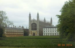 Kings College Chapel from Hop-On/Hop-Off coach tour , David M - May 2014