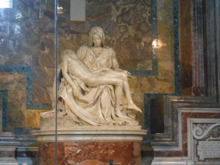 La Pieta - Rome