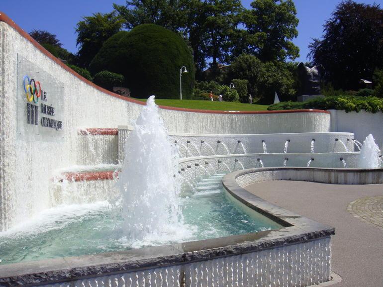 Lausanne - Geneva