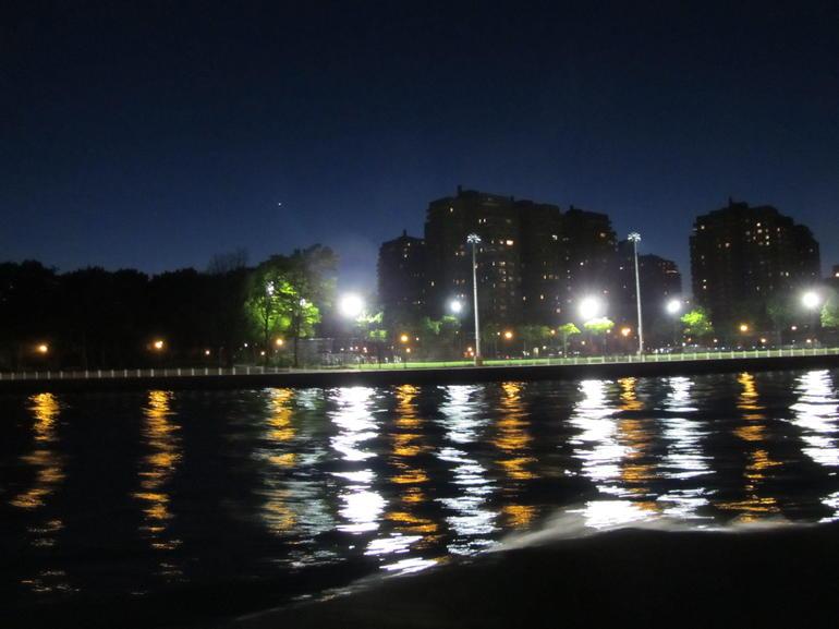 Night lights - New York City