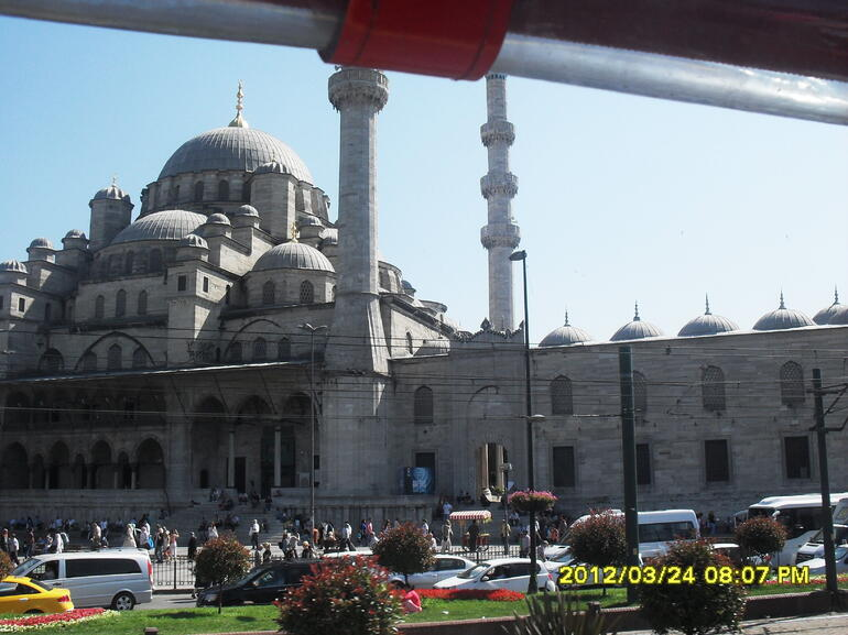 one of the 3000 mosques... - Istanbul