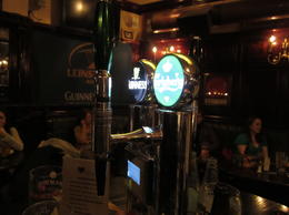 Literary and Pub....add in self service Guinness and you have a WIN! , Elizabeth P - May 2011