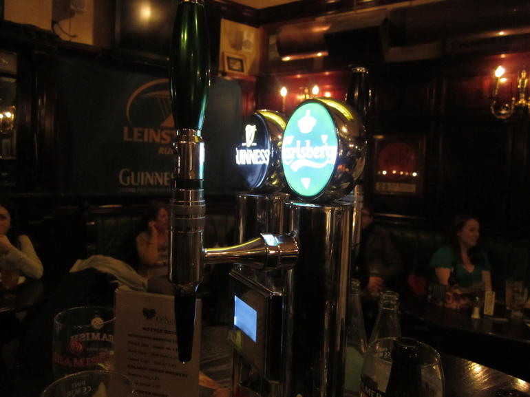 Pub Tour - Dublin