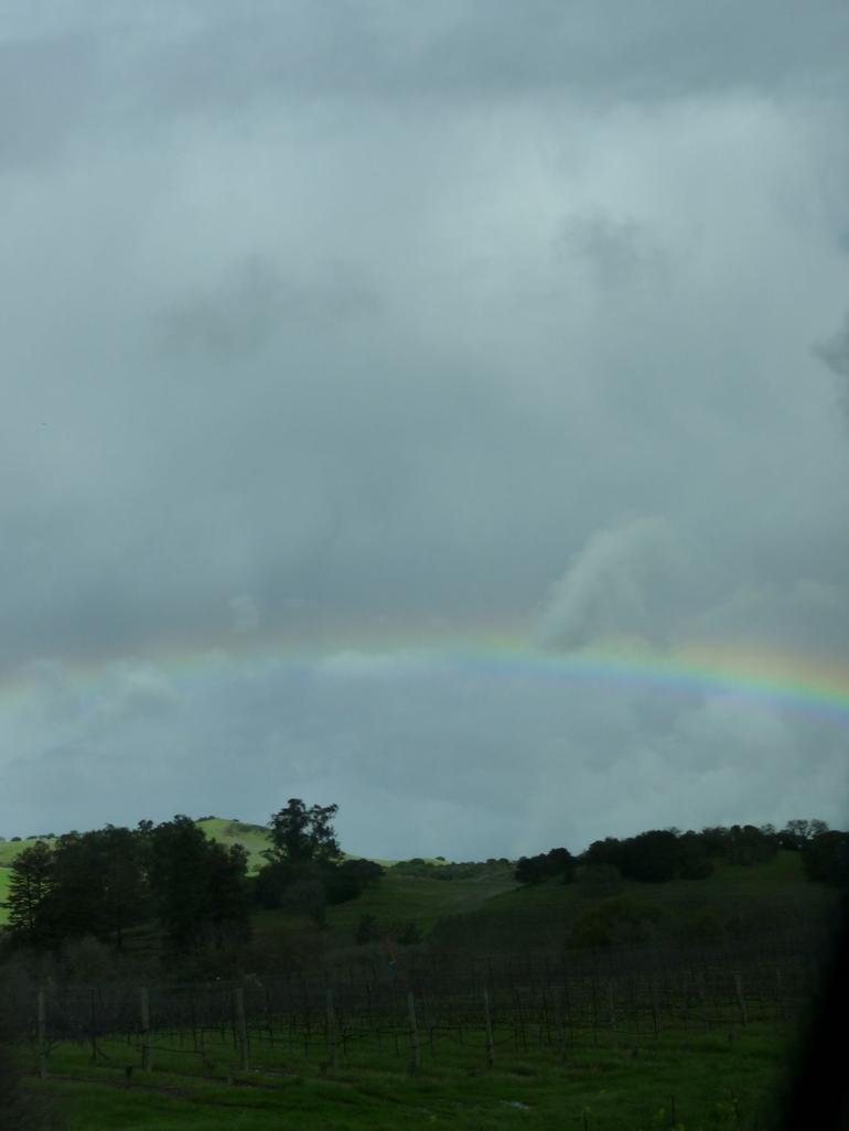 Sonoma Rainbow - San Francisco