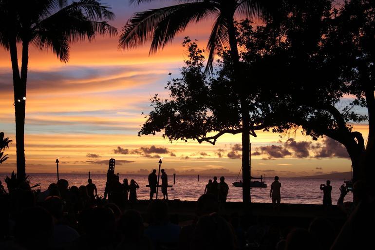 Sunset - Maui
