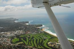 View from the seaplane., Jeff - February 2008