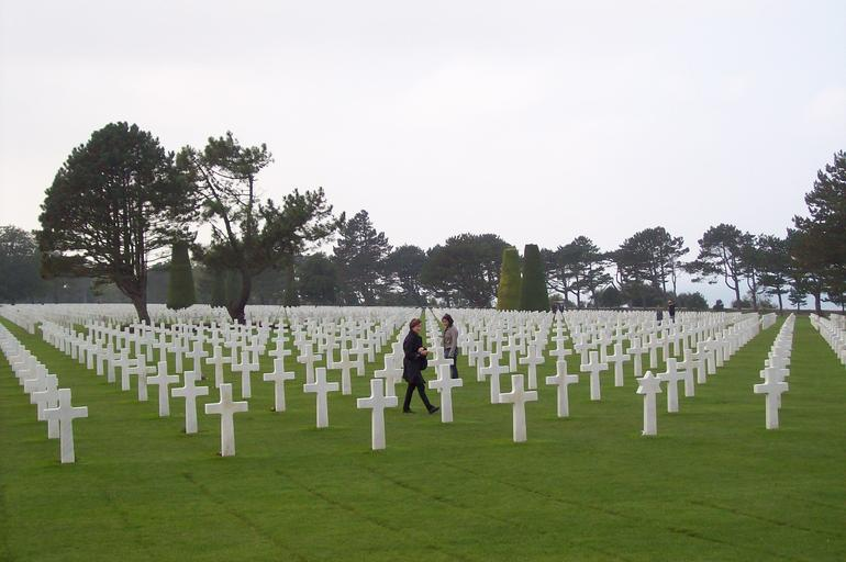 The American Cemetery - Bayeux