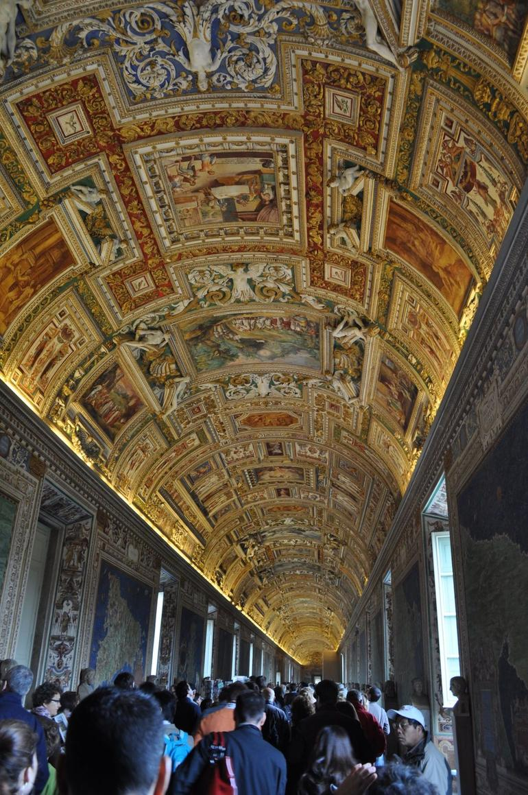 The Beautiful Ceilings - Rome