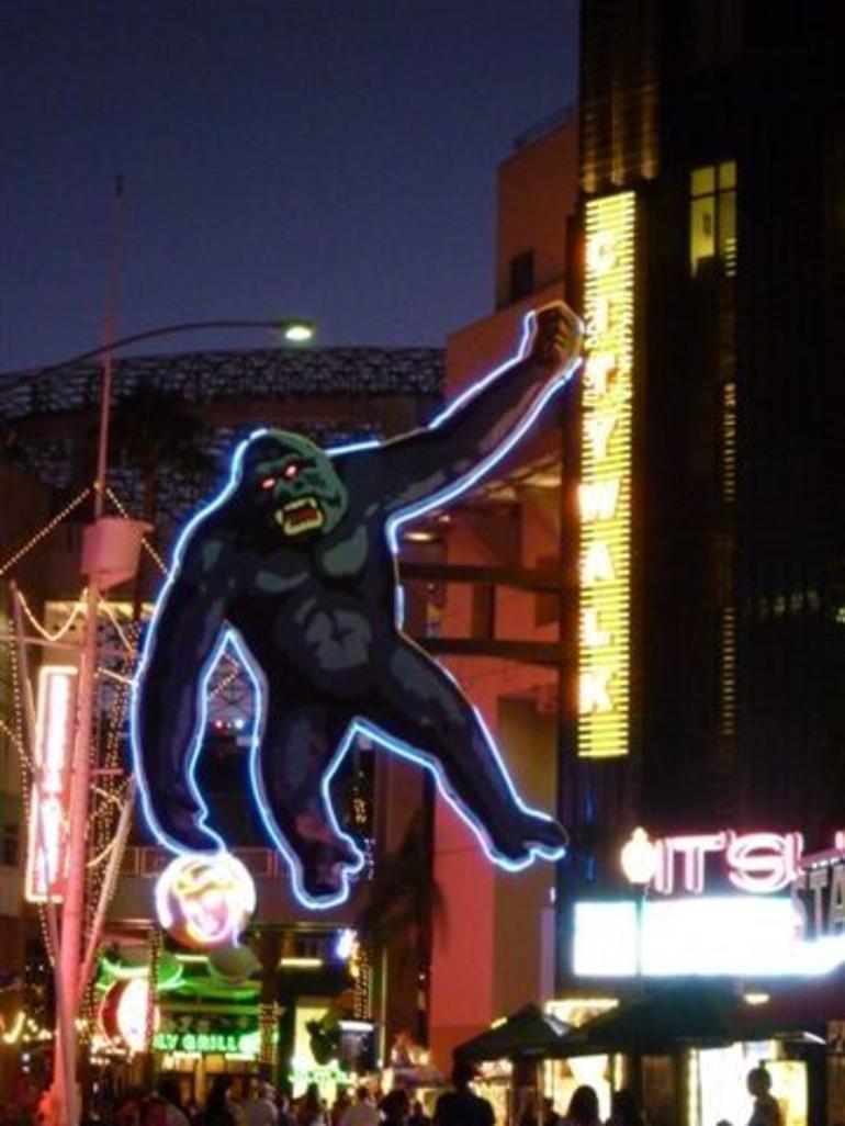 Universal Studios Citywalk - Anaheim & Buena Park