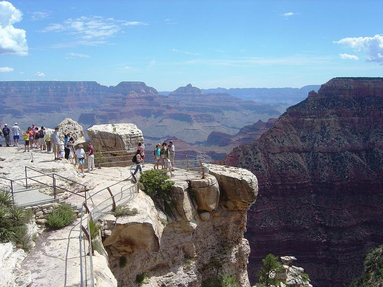 View from Mather Point - Grand Canyon National Park