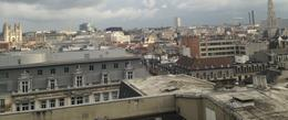 Another beautiful view of Brussels from a rooftop. , Anthony F - October 2013
