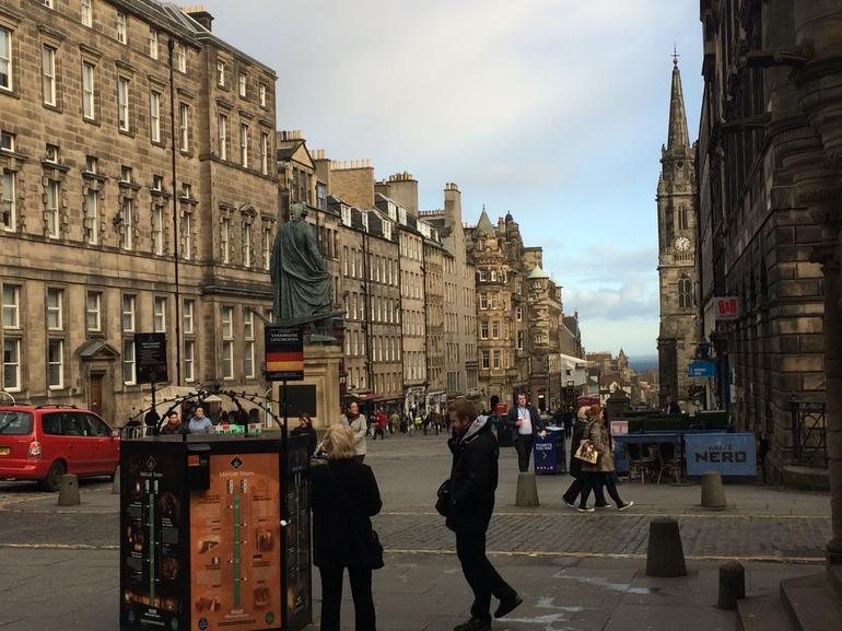 Historical Walking Tour with Optional Skip the Line Entry to Edinburgh Castle photo 33