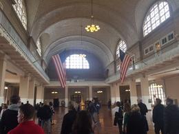 Ellis Island - super interesting. , Stacey F - March 2017