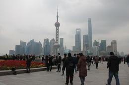 The Bund, Shanghai , Kathy-Ann B - April 2017