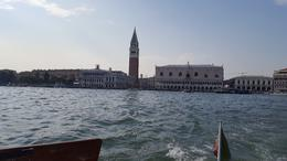 view of Venice from the boat ride , Vickie C - June 2017