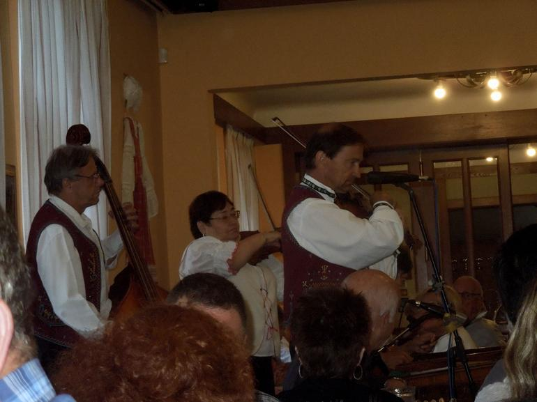 Prague Folklore Party Dinner and Entertainment photo 13