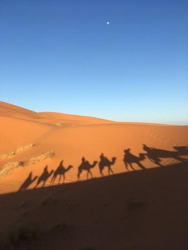 Overnight Nomadic Experience from Merzouga